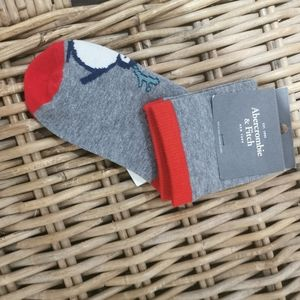 NWT Abercrombie and fitch socks